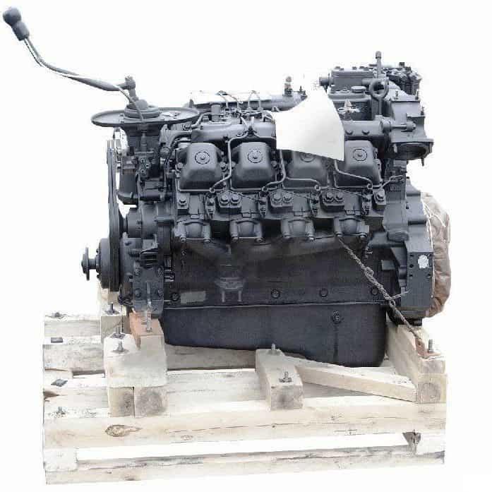 Двигатель КАМАЗ 740.10 / 740.1000400