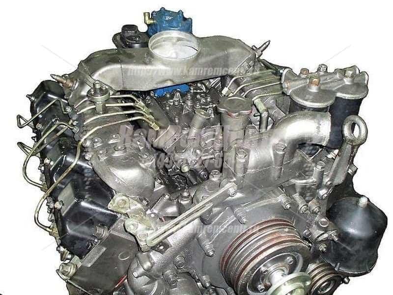 Двигатель на Урал 4320 (КАМАЗ 740)