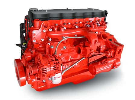 Двигатель Cummins(Камминз) 6ISBe 285