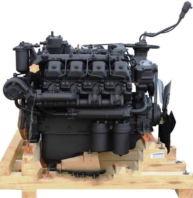 Двигатель КАМАЗ 740.11 Евро 1