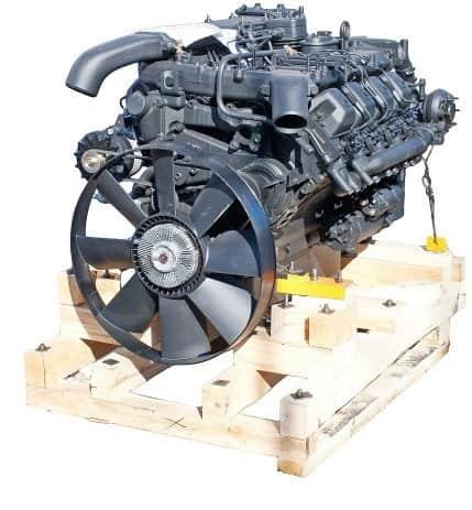 Двигатель КАМАЗ 740.37 (Bosch)