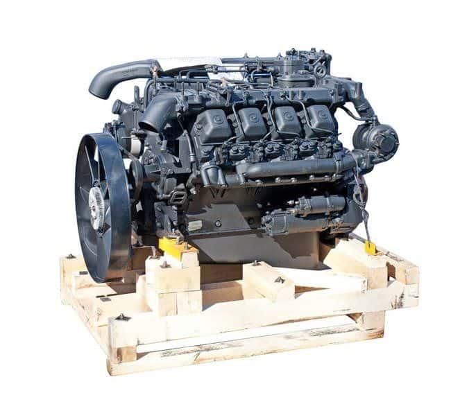 Двигатель КАМАЗ 740.63 Евро 3