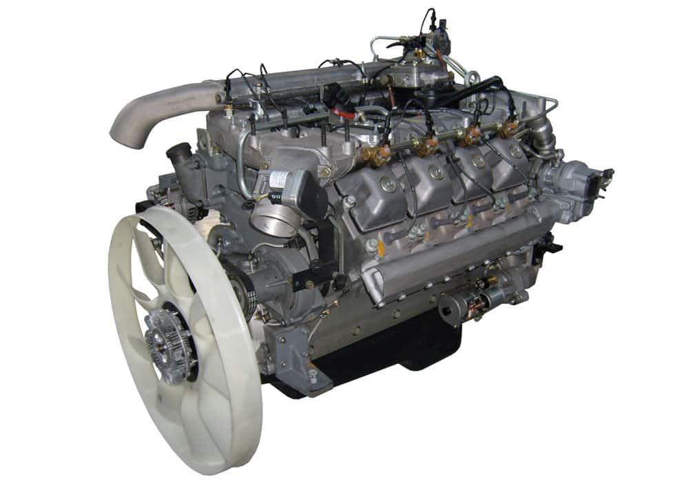 Двигатель КАМАЗ 740.70 Евро 4