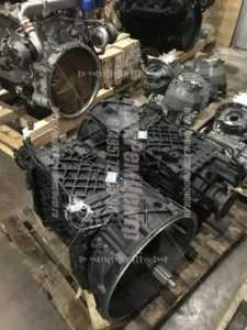 Коробки передач КПП ZF - КамРемЦентр