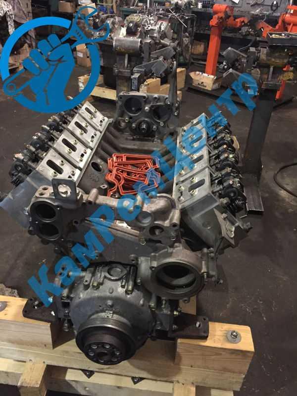 Капитальный ремонт двигателя КАМАЗ ЕВРО 2