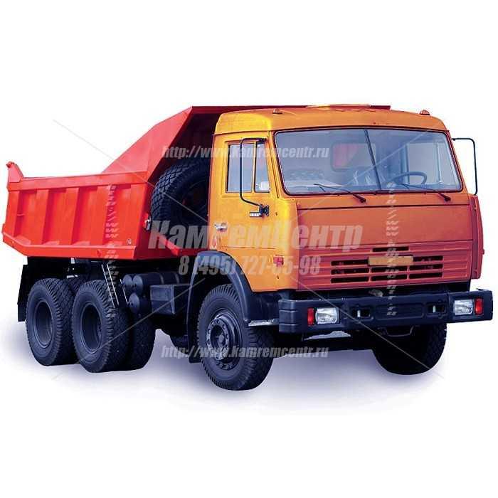 Редуктор КАМАЗ 55111 - характеристики, цена, описание