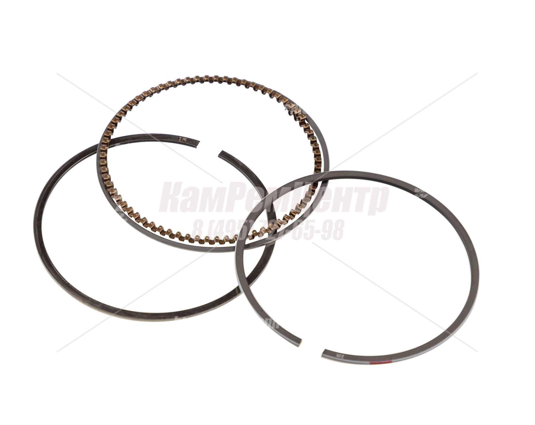 Кольца поршневые на КАМАЗ 740.10-7403