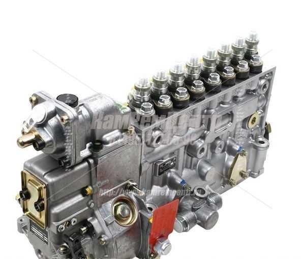 ТНВД БОШ (Bosch) на КАМАЗ евро 2 240 л.с.