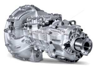 КПП ZF 6S 700 TO