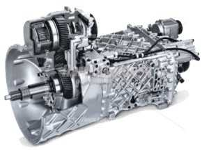 КПП ZF 16S1822TO