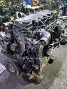 Двигатель Cummins 6isbe 285 после ремонта
