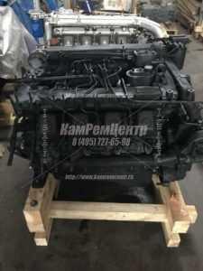 Двигатель ДЛЯ КАМАЗА 6520 740.55 300 Евро-3