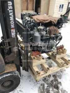Двигатель КАМАЗ 740.10 210 евро-0 без турбо