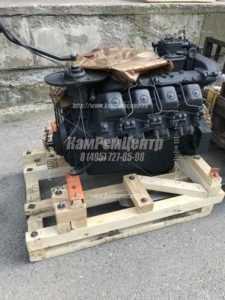 Двигатель КАМАЗ 740.10 210 евро-0 новый завод