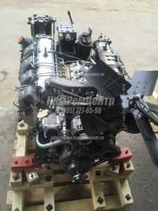 Двигатель КАМАЗ 740.11 ЕВРО-1 260 лс отгрузка транспортн
