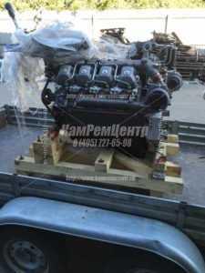 Двигатель КАМАЗ 740.11 ЕВРО-1 260 лс погрузка покупателю