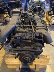 Двигатель КАМАЗ 740.37 евро-3 400 на нашем складе