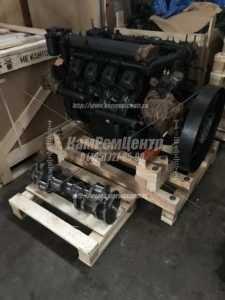 Двигатель КАМАЗ 740.50 360лс ЕВРО-3 новый завод