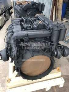 Двигатель КАМАЗ 740.50 ЕВРО-3 мощность 360
