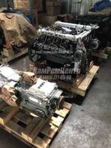 Двигатель КАМАЗ 740.55 300 Евро-3 1ая комплектация