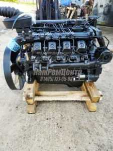 Двигатель КАМАЗ 740.55 300 Евро-3 с тнвд БОШ