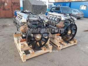 Двигатель КАМАЗ 740.60 360 ЕВРО-3 БОШ