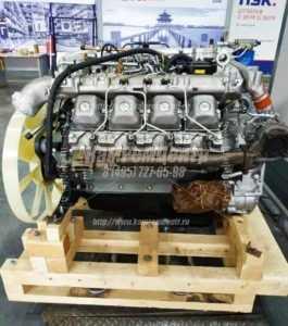Двигатель КАМАЗ 740.60 360 ЕВРО-3 БОШ отгрузка транспортной