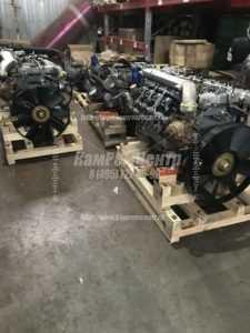 Двигатель КАМАЗ 740.60 360 ЕВРО-3 БОШ завод камаз