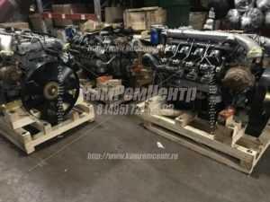 Двигатель КАМАЗ 740.61 320 Евро-3 с БОШ