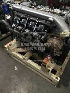 Двигатель КАМАЗ 740.62 280 ЕВРО-3 Bosch новый цена 740 000 руб