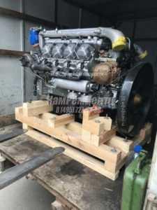 Двигатель КАМАЗ 740.63 400 евро 3