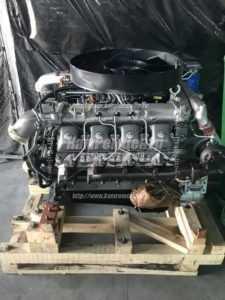 Двигатель КАМАЗ 740.63 400 евро 3 с тнвд БОШ