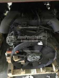 Двигатель КАМАЗ 740.63 400 евро 3 с завода