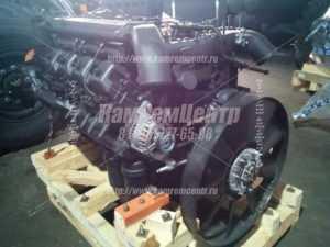 Двигатель КАМАЗ 740.65-240 ЯЗДА евро-3