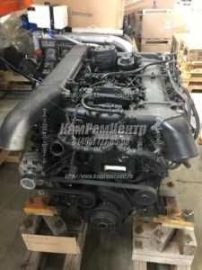 Двигатель КАМАЗ 740.70 ЕВРО-4 1ая комплектация