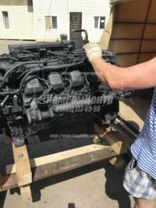 Двигатель КАМАЗ 740.70 ЕВРО-4 грузим Покупателю