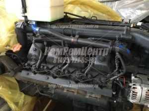 Двигатель КАМАЗ 740.70 ЕВРО-4 мощность 280