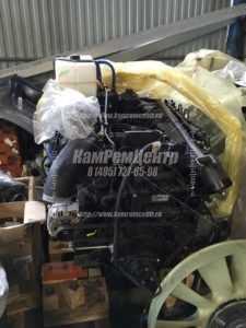 Двигатель КАМАЗ 740.70 ЕВРО-4 в наличии
