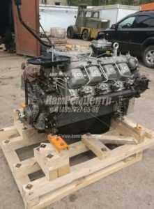 Двигатель КАМАЗ 7403 10 260 ТУРБО цена 505.000 рублей