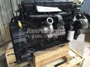 Двигатель Камминз 6isbe после ремонта