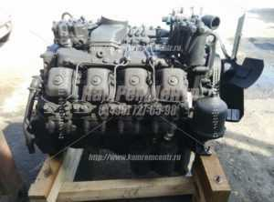 Двигатель УРАЛ 4320 (КАМАЗ 740) 210 лс
