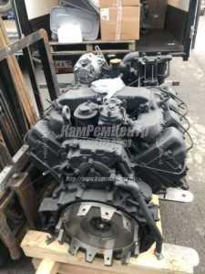 Двигатель УРАЛ 4320 (КАМАЗ 740) завод с навесным