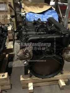 Двигатель на КАМАЗ 6520 740.51 320 Евро 3
