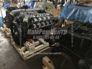 Двигатель на КАМАЗ 6520 - 740.51 320 Евро3