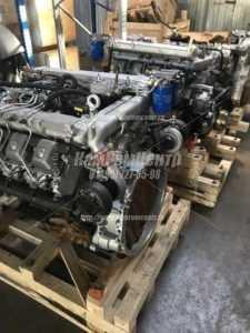 Двигатель на КАМАЗ 6520 740.62 280 ЕВРО-3