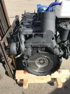 Двигатель на КАМАЗ 740.55 300 Евро-3 новый