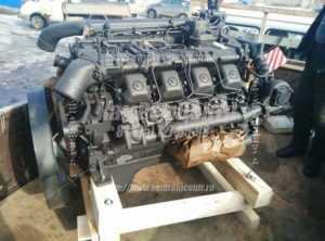 Двигатель на КАМАЗ 740.65-240 евро 3
