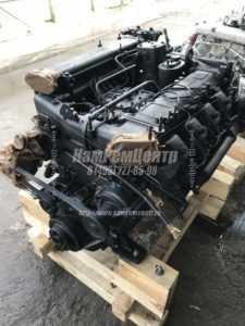 Мотор на КАМАЗ 740.31 240 евро 2