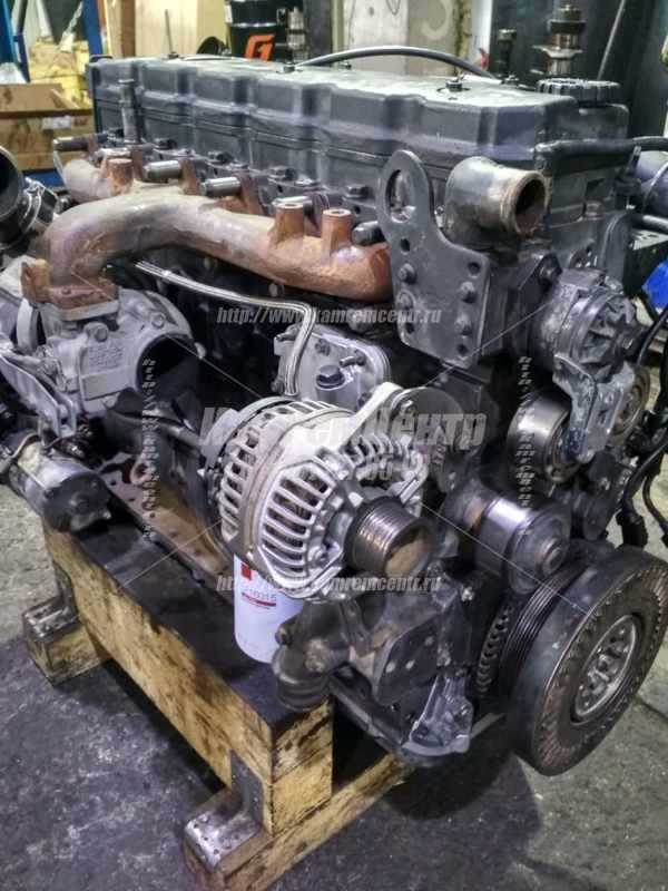 Капитальный ремонт двигателя Cummins