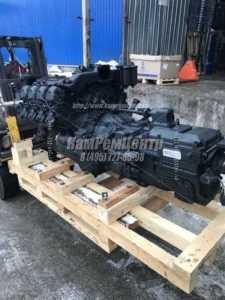 Силовой агрегат КАМАЗ 740.10-300 с КПП - цена 300 000руб